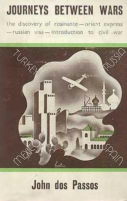 book cover of Journey Between Wars
