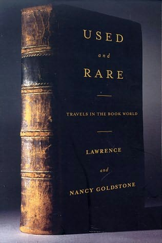 Used And Rare Travels In The Book World Goldstone