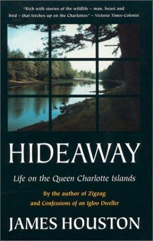 book cover of Hideaway
