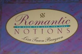 book cover of Romantic Notions