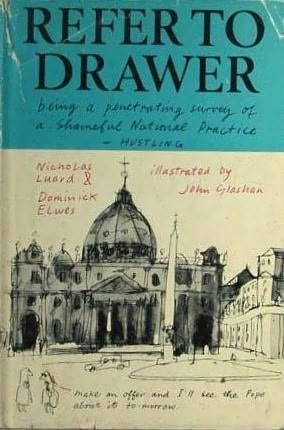book cover of Refer to Drawer