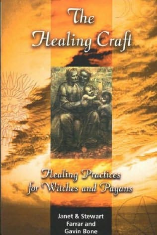 book cover of The Healing Craft