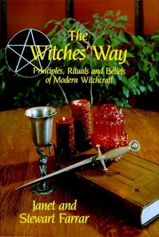 book cover of The Witches\' Way