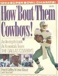book cover of How \'Bout Them Cowboys!