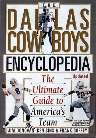 book cover of The Dallas Cowboys Encyclopedia