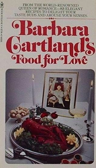 book cover of Food for Love