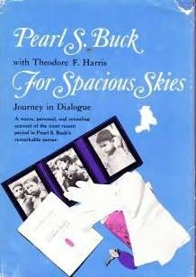 book cover of For Spacious Skies