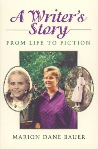 book cover of A Writer\'s Story