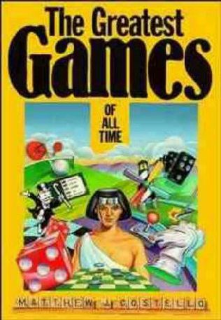 book cover of The Greatest Games of All Time