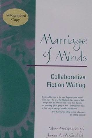 book cover of Marriage of Minds
