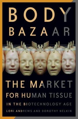 book cover of Body Bazaar