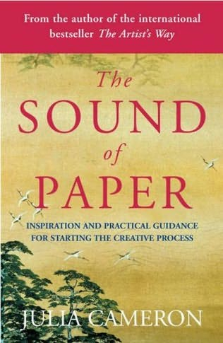 book cover of The Sound of Paper