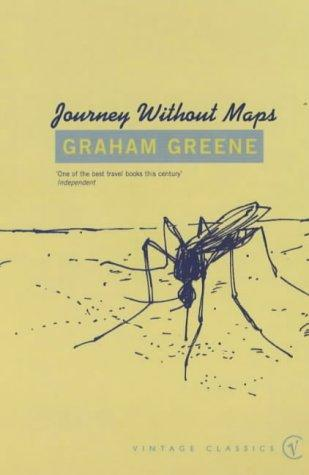 book cover of Journey Without Maps