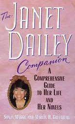 book cover of The Janet Dailey Companion
