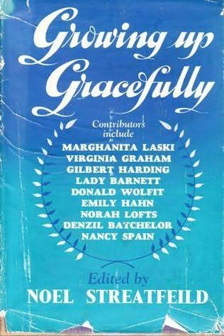 book cover of Growing Up Gracefully