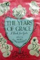 book cover of The Years of Grace
