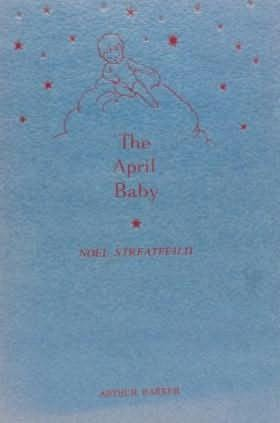 book cover of The April Baby