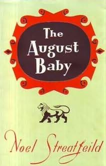 book cover of The August Baby