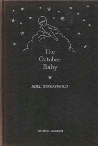 book cover of The October Baby