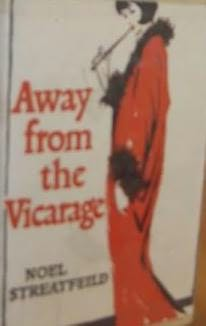 book cover of Away from the Vicarage