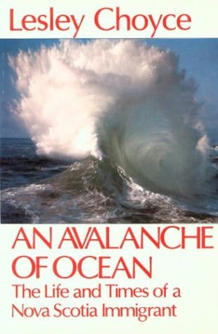 book cover of An Avalanche of Ocean