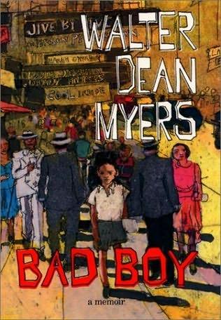Bad Boy By Walter Dean Myers border=