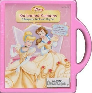 book cover of Enchanted Fashions