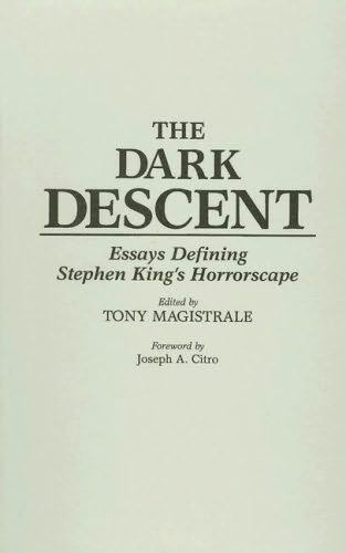 book cover of The Dark Descent