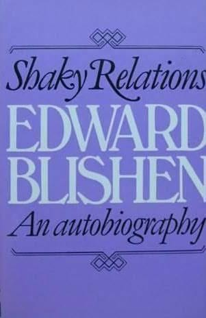 book cover of Shaky Relations
