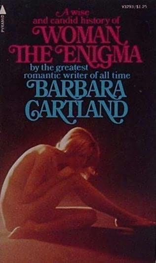 book cover of Woman: the Enigma