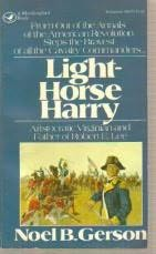 book cover of Light-Horse Harry