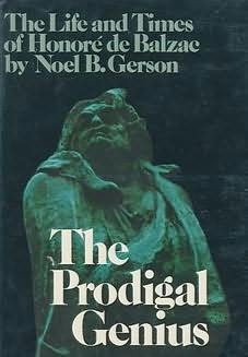 book cover of The Prodigal Genius
