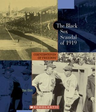 book cover of The Black Sox Scandal of 1919