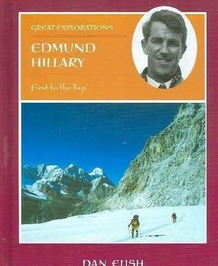 book cover of Edmund Hillary