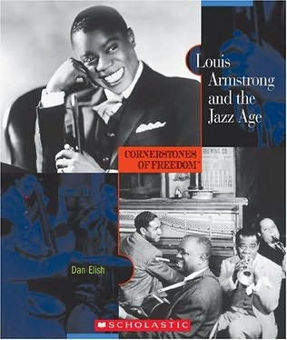 book cover of Louis Armstrong and the Jazz Age