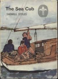 book cover of The Sea Cub