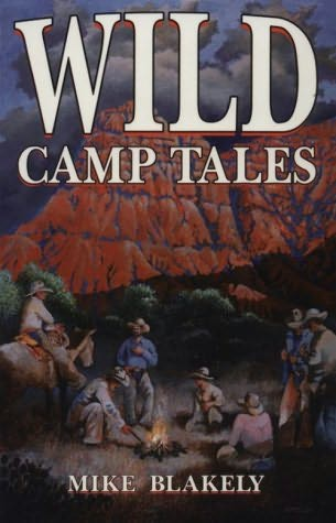 book cover of Wild Camp Tales