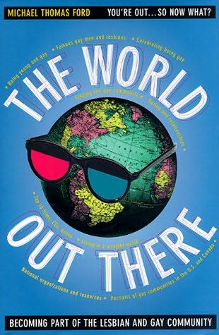 book cover of The World Out There