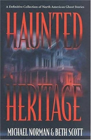 book cover of Haunted Heritage