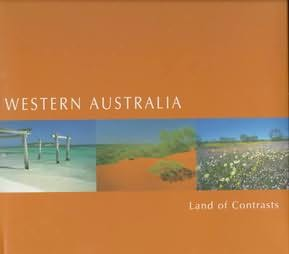 book cover of Western Australia
