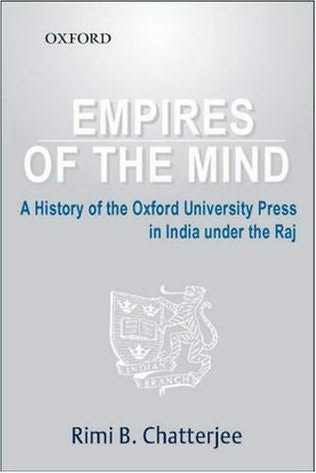 book cover of Empires of the Mind