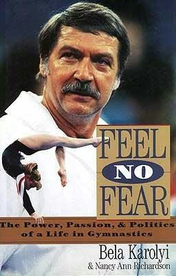 book cover of Feel No Fear