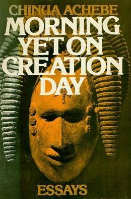 book cover of Morning Yet on Creation Day