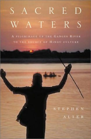 book cover of Sacred Waters