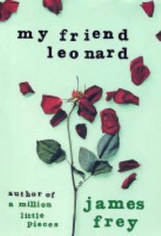 book cover of My Friend Leonard