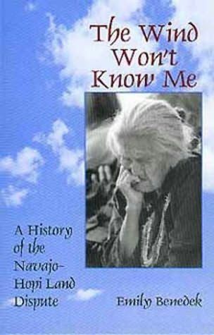 book cover of The Wind Won\'t Know Me