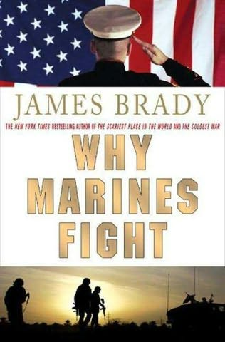 book cover of Why Marines Fight