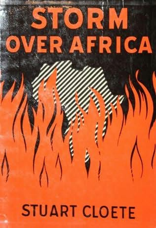 book cover of Storm Over Africa