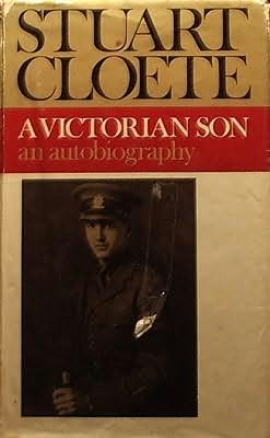book cover of A Victorian Son