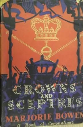 book cover of Crowns and Sceptres
